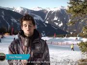 Watch free video Snowboard Buffet at Superpark Planai