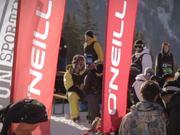 Watch free video Snowboard Buffet at Superpark Planai
