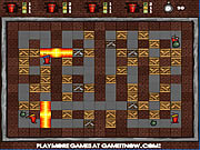 Juega al juego gratis Fire and Bombs 2