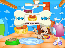 Puppy Star Doghouse game