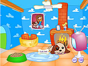 Juega al juego gratis Puppy Star Doghouse