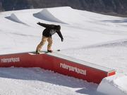Watch free video Riderpark Pizol - Snowboarders on Fire - Teaser