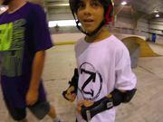 Watch free video Whaleback/ Zero Gravity Skate Park Ski Progression