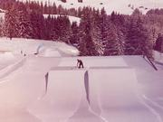 Watch free video Snowpark Gstaad: Welcome to a new Freeski season