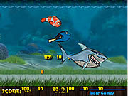 Underwater Racing game