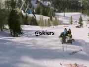 Watch free video Snowpark Alta Badia Into the Snow: Freeski Season