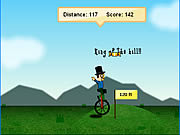 Unicycle Madness game