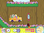 Ride with Polly Pocket game