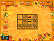Bomb Memory - Food Stuff game