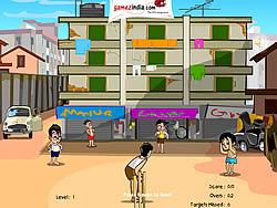 Galli Cricket game