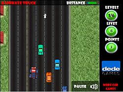 Kamikaze Truck game
