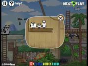 Watch free video 3 Pandas In Brazil Game Walkthrough