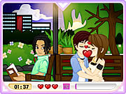 Romantic Kisses game