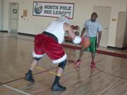 NBA Christmas – Santa's Mixtape