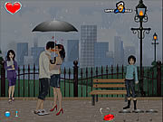 Kiss in the Rain game