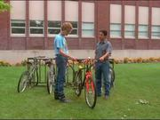 Watch free video A Public Bike