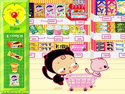 Supermarket Frenzy game