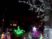Watch free video Jamaica Estates Christmas House Lights