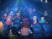 Watch free video Allianz Cinépolis - Movie Theatre Intro