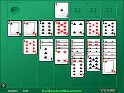 Solitaire Masters game