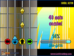 Guitar Hero Hero game