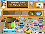 Juega al juego gratis Cooking Show - Chicken Stew