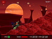 Astro Motocross game