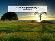 ดูการ์ตูนฟรี Start It Right Monday's - Online Webinar