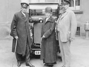 125 Anniversay Of The First Car