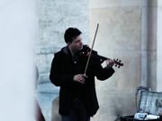 Watch free video Street Violinist In Salzburg