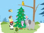 Watch free video Knuffelbos Kerstmovie