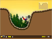Leap On Rock game
