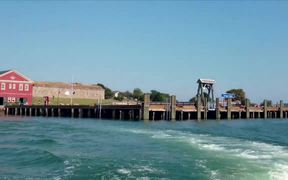 Watch free video Weeknight Camping On Lovells Island - August 201