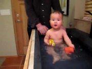 Watch free video Ruby Takes A Bath