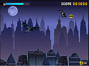 Night Sky Defender game