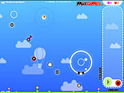 Juega al juego gratis Banana Foot -  Fox Dog