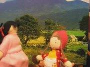 Watch free video Little Red Riding Hood - Puppet Show