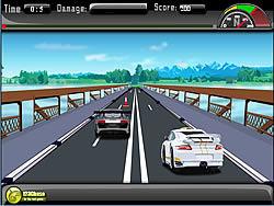 Tackle Drive game