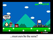 Watch free video Mario: Back to the Start