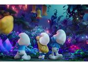 צפו בסרטון מצויר בחינם Smurfs: The Lost Village Official Teaser Trailer