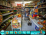 Juega al juego gratis Hidden Objects - Supermarket