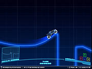 Juega al juego gratis Neon Rider