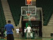 Watch free video Amazing Half Court Shot