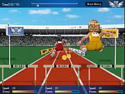 Hurdle Race game