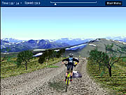 3D Mountain Bike لعبة