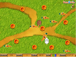 Hare and Tortoise game