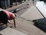 צפו בסרטון מצויר בחינם 10 Basic Exercises for Stair Training