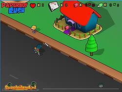 Paperboy Rush game