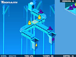 Toon Shift game