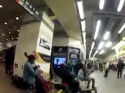 ดูการ์ตูนฟรี Ebony Hillbillies In The New York City Subway